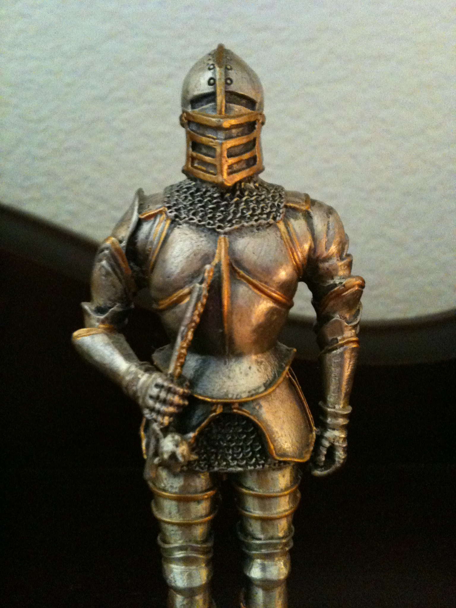 knight in shining armor The medieval knight who fights baddies, woos ladies without deliberately seducing them, behaves honorably, and saves the day with his sword but also, any hero who behaves similarly.