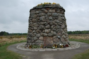 Culloden Monument, Scotland