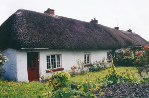 Cottage in Waterford, Ireland. Photo by John Morgan