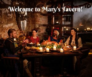 Welcome to Mary's Tavern!