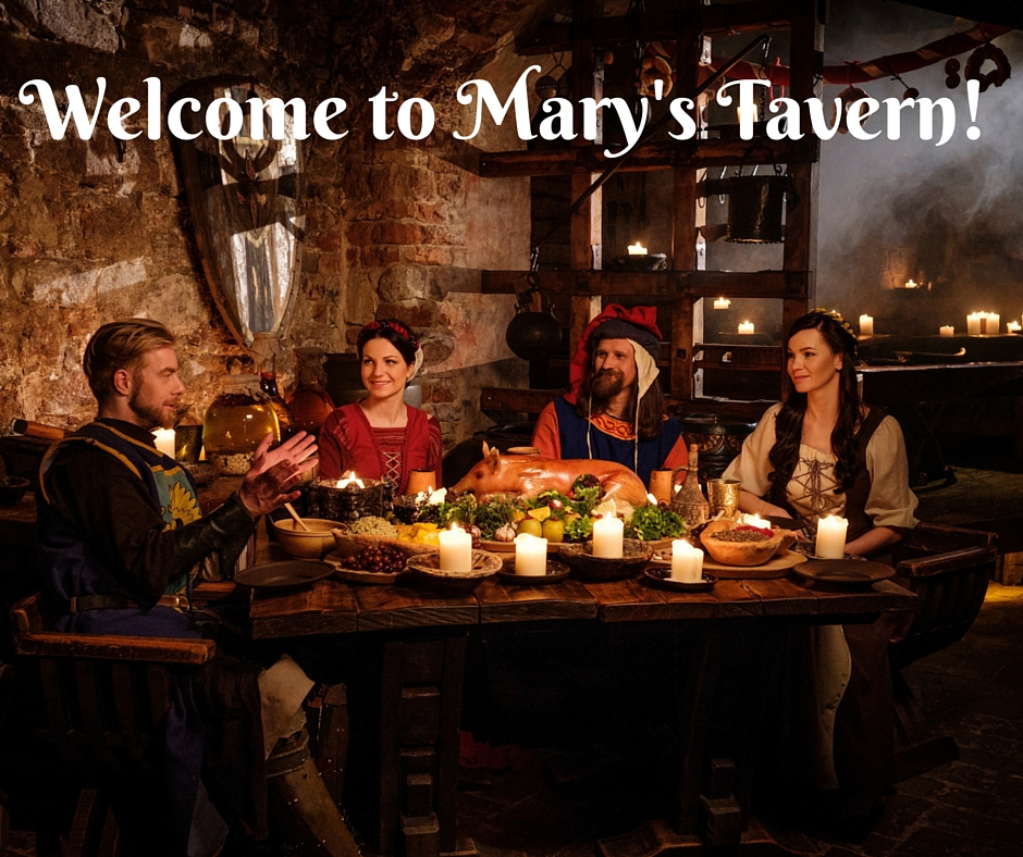 Welcome to Mary's Tavern1!