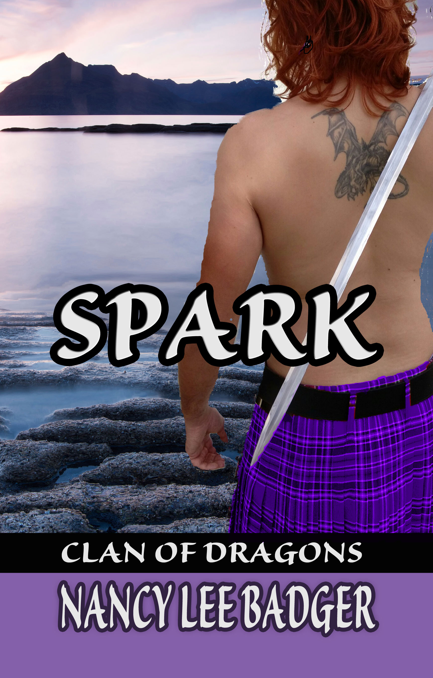 Of Course, I'm Crazy Over The Dragon On The Cover, Too Here Is The First  Book In Clan Of Dragons, Spark!